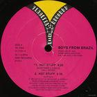 "12"" Boys From Brazil - Hot Stuff (1988) Disco, Garage House"