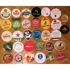 Рождественская распродажа! 32 подставки под пиво одним эконом лотом