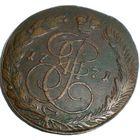 Россия, 5 копеек 1771 года, ЕМ