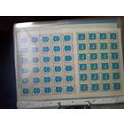 Беларусь 2001 герб 6реста герб гомеля 2 листа