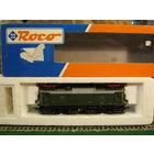 Электровоз Е 44 ROCO.Масштаб НО-1:87.