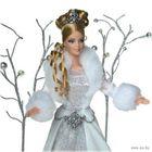 Кукла Барби/Barbie Holiday Visions 2003 - коллекционная фирмы Mattel-(NRFB)!