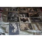 """Сборная серия старинных открыток, по теме: """"Смерть + Разное"""" - моя коллекция до 1917 года - антикварная редкость - цена за всё, что на фото, по отдельности пока не продаю-!"""
