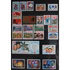 Годовой набор марок и блоков СССР 1981 г. **