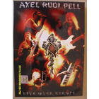 DVD AXEL RUDI PELL - LIVE OVER EUROPE- (2DVD)