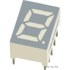 Индикатор GNS-3911AD-21 красный ((5 шт/лот)) 1 цифра