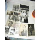 Два фото бойца СА, 3 рейх+семейные и гражданские фото разного периода