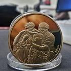 Монета Микеланджело - Святое семейство