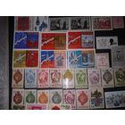Сборный лот марок Геральдика