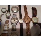 Коллекция разных часов