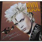 """Billy Idol """"Whiplash Smile"""" LP, 1986"""