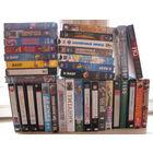 Видеокассеты 55 шт. Большая часть оригинальные лицензии, остальные - первые копии с лицензий. В отличном состоянии!