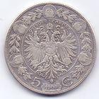 Австро-Венгрия, 5 крон 1900 года. Франц Иосиф 1.