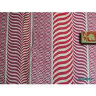 Ткань ситец х/б 4.0 х 0.91 ВИНТАЖ (цена за метр). Для любителей экстремально ярких цветов !!