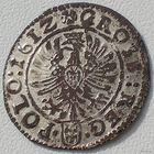 ВКЛ, грош 1612 года (предположительно фальшак того времени, из клада)