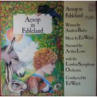 LP Arthur Lowe With The London Symphony Orchestra - Aesop In Fableland / Алиса в Чудесной Стране (1979)
