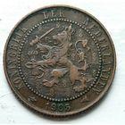 Нидерланды 2.5 цента, 1905 1-9-29