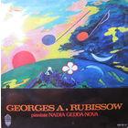 LP Georges A.Rubissow pianiste-soliste Nadia GEDDA-NOVA