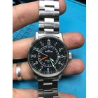 Наручные мужские часы Fortis GT диаметр 40мм.