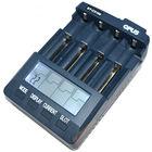 Зарядное устройство Opus BT-C3100 v2.2 Intelligent charger для Li-ion/Ni-MH/Ni-Cd аккумуляторов типоразмера: 18650/17670/18490/17500/AA/AAA и др