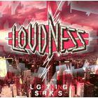 Loudness - Lightning Strikes - LP - 1986