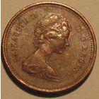 Канада, 1 цент 1979
