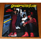 "Grandmaster Flash ""The Source"" LP, 1986"