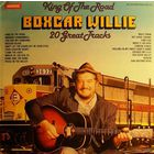 LP Boxcar Willie - King Of The Road 20 Great Tracks (1980) Country Blues, Country, Folk