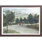 Минск  Здание Министерства сельского хозяйства БССР  1954
