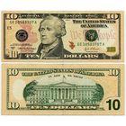 США. 10 долларов (образца 2004 года, 2004A, P520)