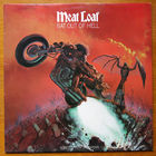 """Meat Loaf """"Bat Out Of Hell"""" LP, 1977"""