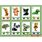 Малыши животных Юга (2013) - Киндер сюрприз (#2, 5)