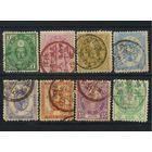 Япония Империя 1883-88 выпуск Золотой кобан