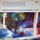 LP Elzbieta Adamiak & Andrzej Poniedzielski - LIVE (1987)