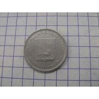 Венесуэла 50 сентимос 1965г.y41
