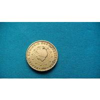 Нидерланды 10 евро центов 1999г.   распродажа
