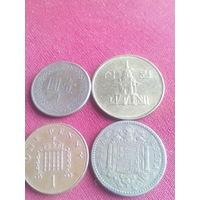 Монетки...100