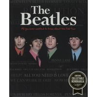 The Beatles книга Англия и винил The Beatles 2шт