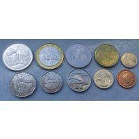 Зимбабве 1997-2003, 10 монет