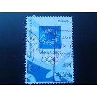 Греция 2000 эмблема олимпиады в Афинах
