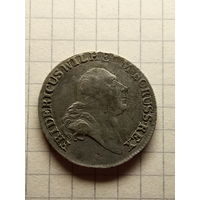 4 гроша, Пруссия 1794г.