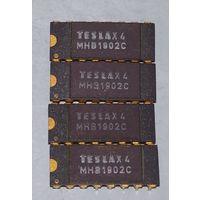 Ретро-микросхема MHB1902C Tesla