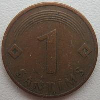 Латвия 1 сантим 1997 г.