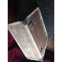 Ящик кейс чемодан для оборудования усилителя техники