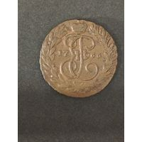 2 копейки 1766 год