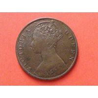 1 цент 1879 года
