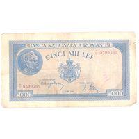 Румыния, 5000 лей 1944 год.