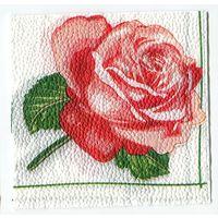 Салфетка для декупажа. Летняя, розы, цветы. 24 х 24 см