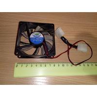 Вентилятор 8 см Х 8 см В компьютер, системный блок