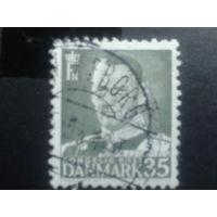 Дания 1951 король Фредерик 9